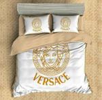 Versace #7 3D Personalized Customized Bedding Sets Duvet Cover Bedroom Sets Bedset Bedlinen , Comforter Set