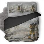 Fallout #20 3D Personalized Customized Bedding Sets Duvet Cover Bedroom Sets Bedset Bedlinen , Comforter Set