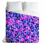 Jacqueline Maldonado Boheme Blue Duvet Cover Bedding Sets , Comforter Set