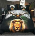 Eagle Lions3D Customize Bedding Set/ Duvet Cover Set/  Bedroom Set/ Bedlinen , Comforter Set