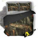God Of War Concept Art Ga 3D Customized Bedding Sets Duvet Cover Set Bedset Bedroom Set Bedlinen , Comforter Set