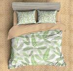 Leaves #5 3D Personalized Customized Bedding Sets Duvet Cover Bedroom Sets Bedset Bedlinen , Comforter Set
