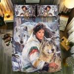 Wolf Collection #0905093D Customize Bedding Set/ Duvet Cover Set/  Bedroom Set/ Bedlinen , Comforter Set