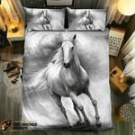 Pencililver Horse #091710 3D Customize Bedding Set/ Duvet Cover Set/  Bedroom Set/ Bedlinen , Comforter Set