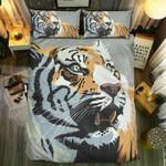 Tiger #093D Customize Bedding Set/ Duvet Cover Set/  Bedroom Set/ Bedlinen , Comforter Set