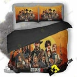 Red Dead Redemption 2 Game Characters Cc 3D Customized Bedding Sets Duvet Cover Set Bedset Bedroom Set Bedlinen , Comforter Set