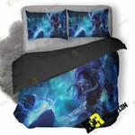 Tresh League Of Legends Wide 3D Customized Bedding Sets Duvet Cover Set Bedset Bedroom Set Bedlinen , Comforter Set