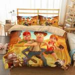 Tad Jones The Hero Returns 3D Personalized Customized Bedding Sets Duvet Cover Bedroom Sets Bedset Bedlinen , Comforter Set