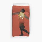 Donovan Mitchell Slam Dunk 3D Personalized Customized Duvet Cover Bedding Sets Bedset Bedroom Set , Comforter Set