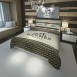 Hermes Inspired #3 3D Personalized Customized Bedding Sets Duvet Cover Bedroom Sets Bedset Bedlinen , Comforter Set