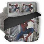 Spider-Man #26 3D Personalized Customized Bedding Sets Duvet Cover Bedroom Sets Bedset Bedlinen , Comforter Set