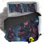 Halo 5 Cn 3D Customized Bedding Sets Duvet Cover Set Bedset Bedroom Set Bedlinen , Comforter Set