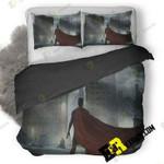 Superman Cape Flying Or 3D Customize Bedding Sets Duvet Cover Bedroom set Bedset Bedlinen , Comforter Set