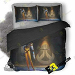 Tracer Overwatch Fanart Tk 3D Customized Bedding Sets Duvet Cover Set Bedset Bedroom Set Bedlinen , Comforter Set