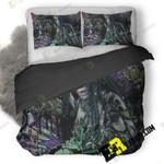 Enchantress In Suicide Squad 4K 3D Customize Bedding Sets Duvet Cover Bedroom set Bedset Bedlinen , Comforter Set