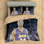 3D Customize Kobe Bryant Bedding Set Duvet Cover Set Bedroom Set Bedlinen 3 , Comforter Set
