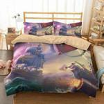 Sea Of Thieves #1 3D Personalized Customized Bedding Sets Duvet Cover Bedroom Sets Bedset Bedlinen , Comforter Set