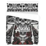 Asking Alexandria #3 Bedding Set (Duvet Cover & Pillowcases) EXR4742 , Comforter Set