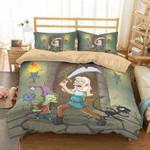 Disenchantment #2 3D Personalized Customized Bedding Sets Duvet Cover Bedroom Sets Bedset Bedlinen , Comforter Set