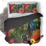 Thor Hulk In Thor Ragnarok G8 3D Customize Bedding Sets Duvet Cover Bedroom set Bedset Bedlinen , Comforter Set