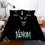 Household Items Movie Venom Theme Digital PrintingVariousizes Blacks3D Customize Bedding Set Duvet Cover SetBedroom Set Bedlinen , Comforter Set