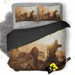 Lions Assassins Creed Origins Ui 3D Customized Bedding Sets Duvet Cover Set Bedset Bedroom Set Bedlinen , Comforter Set
