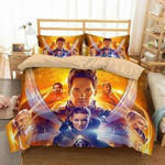 3D Customize Ant Man and the Wasp #5 3D Customized Bedding Sets Duvet Cover Bedlinen Bed set , Comforter Set