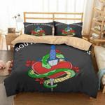 3D Customize South Side Serpents Bedding Set Duvet Cover Set Bedroom Set Bedlinen EXR3491 , Comforter Set