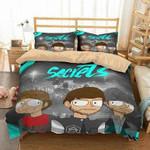 3D Customize Tiesto and KSHMR - Secrets Bedding Set Duvet Cover Set Bedroom Set Bedlinen EXR3967 , Comforter Set