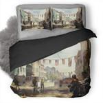 Tom Clancy's The Division #48 3D Personalized Customized Bedding Sets Duvet Cover Bedroom Sets Bedset Bedlinen , Comforter Set