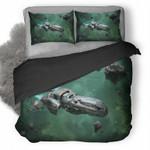 Star Citizen #16 3D Personalized Customized Bedding Sets Duvet Cover Bedroom Sets Bedset Bedlinen , Comforter Set