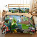 3D Customize Fortnite Bedding Set Duvet Cover Set Bedroom Set Bedlinen Exr1782 , Comforter Set