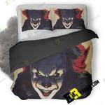 It Pennywise N9 3D Customize Bedding Sets Duvet Cover Bedroom set Bedset Bedlinen , Comforter Set