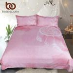 Watercolor Dream Catcher 3D Customize Bedding Set Duvet Cover SetBedroom Set Bedlinen , Comforter Set