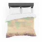 "Graphic Tabby ""Spring Daydream"" Blue Nature Featherweight3D Customize Bedding Set Duvet Cover SetBedroom Set Bedlinen , Comforter Set"