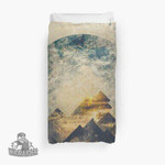 One Mountain At A Time 3D Personalized Customized Duvet Cover Bedding Sets Bedset Bedroom Set , Comforter Set
