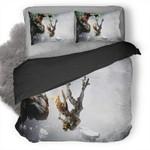 LawBreakers Aegis 3D Personalized Customized Bedding Sets Duvet Cover Bedroom Sets Bedset Bedlinen , Comforter Set