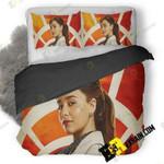 Emilia Clarke As Qira In Solo A Star Wars Story Yk 3D Customize Bedding Sets Duvet Cover Bedroom set Bedset Bedlinen , Comforter Set