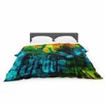 "Claire Day ""Radford"" Cotton3D Customize Bedding Set Duvet Cover SetBedroom Set Bedlinen , Comforter Set"