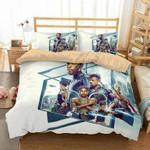 3D Customize Black Panther Bedding Set Duvet Cover Set Bedroom Set Bedlinen 11 , Comforter Set