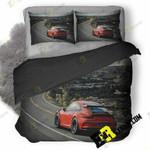 Porsche 911 Gt3 Rs Gran Turism Sport Bb 3D Customized Bedding Sets Duvet Cover Set Bedset Bedroom Set Bedlinen , Comforter Set
