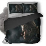 Metal Gear Solid #9 3D Personalized Customized Bedding Sets Duvet Cover Bedroom Sets Bedset Bedlinen , Comforter Set