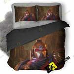 Warhammer 40K Eternal Crusade Ap 3D Customized Bedding Sets Duvet Cover Set Bedset Bedroom Set Bedlinen , Comforter Set