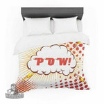 """POW!"" Cartoon Cotton3D Customize Bedding Set/ Duvet Cover Set/  Bedroom Set/ Bedlinen , Comforter Set"