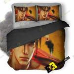 Devil Jin Tekken 7 Jv 3D Customized Bedding Sets Duvet Cover Set Bedset Bedroom Set Bedlinen , Comforter Set