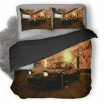 Forza Motorsport #1 3D Personalized Customized Bedding Sets Duvet Cover Bedroom Sets Bedset Bedlinen , Comforter Set