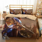 3D Customize Ana Overwatch Bedding Set Duvet Cover Set Bedroom Set Bedlinen EXR452 , Comforter Set