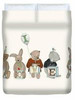 I Love U 3D Personalized Customized Duvet Cover Bedding Sets Bedset Bedroom Set , Comforter Set