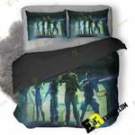 Crossfire 2 Remedy Oh 3D Customized Bedding Sets Duvet Cover Set Bedset Bedroom Set Bedlinen , Comforter Set