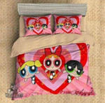 3D Customize The Powerpuff Girls Bedding Set Duvet Cover Set Bedroom Set Bedlinen EXR3884 , Comforter Set